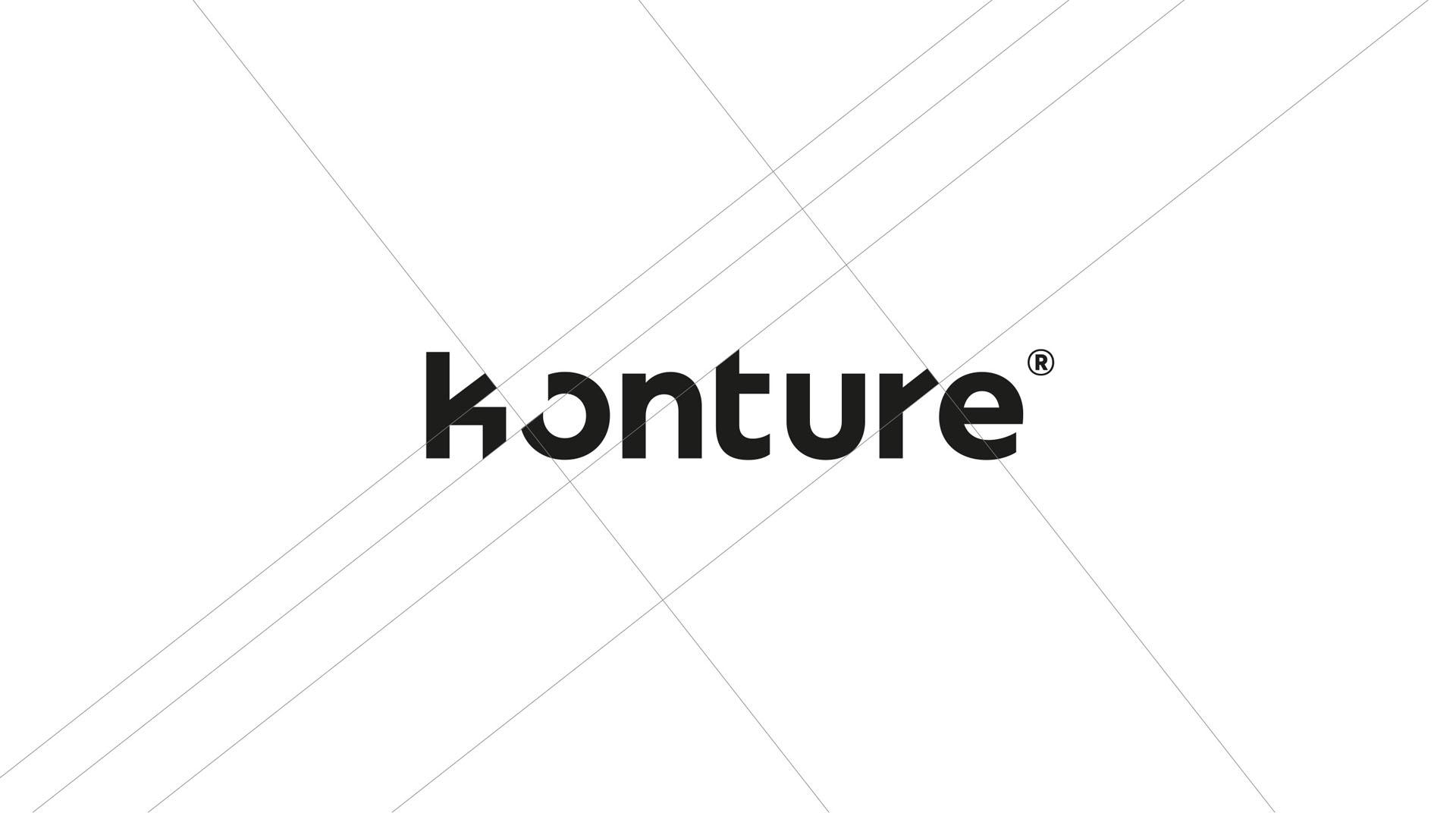 corporate design konture